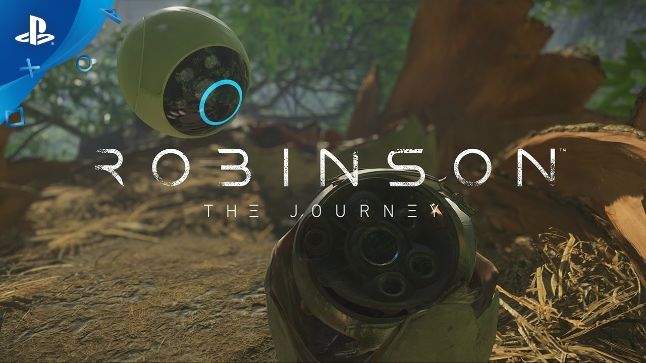Robinson: The Journey Launches Today on PS VR