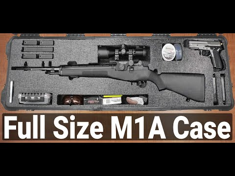 Springfield M1A Case (Gen-2) - Featured Youtube Video