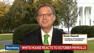 CEA's Hassett on China Trade, Jobs Report, Debt and Deficit