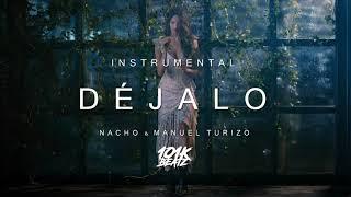 🔥 Nacho, Manuel Turizo   Déjalo INSTRUMENTAL 🔥