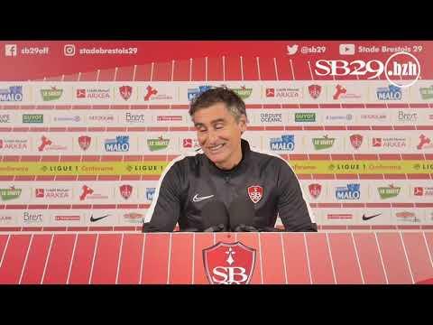 CDL | Brest - Bordeaux : Conférence de presse d'avant-match