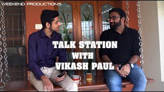 TALK STATION | VIKASH PAUL ON HIS STAND-UP COMEDY JOURNEY