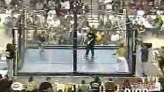 Travis Fulton vs Jeremy Bullock