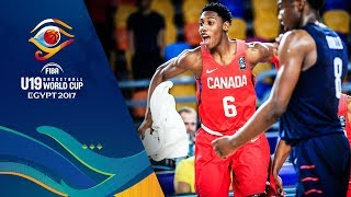 All of Barrett's 38 Points vs USA!