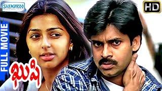 Download Video Kushi Telugu Full Movie HD   Pawan Kalyan   Bhumika   Ali   Mani Sharma   Shemaroo Telugu MP3 3GP MP4