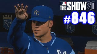 GIVING SENIOR THE BONDS TREATMENT! | MLB The Show 20 | Road to the Show #846