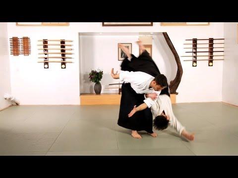 How to Do Koshi Nage | Aikido Lessons