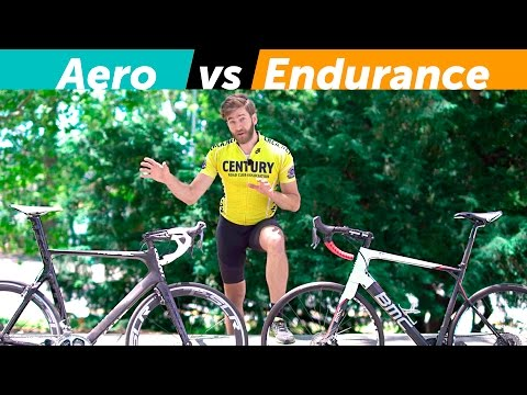 Road bikes: Aero vs. Endurance – How to choose?