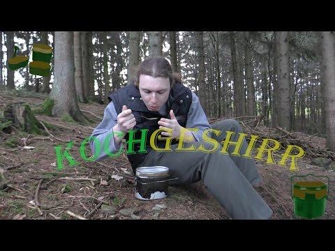 BUNDESWEHR-Kochgeschirr | 🌍 Don Rafael AUSRÜSTUNG