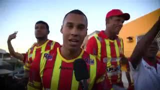 Imagem do vídeo Confira a Festa da Juazeirense após o aceso a Serie C