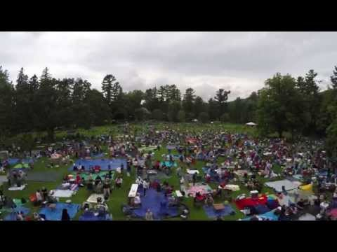 A Day in the Life of James Taylor's Tanglewood Audience