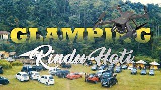 GLAMPING RINDU HATI || Uji Terbang Mjx Bugs 20 EIS diatas Sungai dan Sawah
