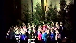 Tomorrow Shall Be My Dancing Day- HLA Christmas Choir- 1992