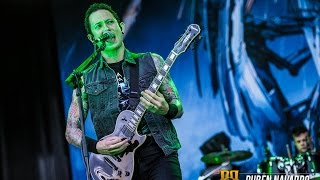 Trivium - 08. A Gunshot to the Head of Trepidation @ Live at Resurrection Fest 2013 (01/08, Spain)