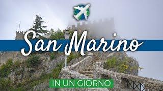 SAN MARINO in un giorno | Guida di Viaggio e Itinerario