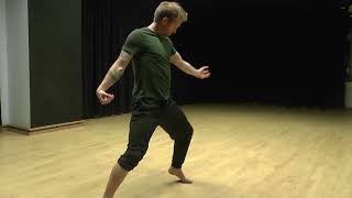 "Solodance - ""When Contemporary dance meets Popping"" -  Alt J ""Tesselate"" - Aske Hammar"