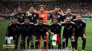 México es la selección más joven de la Fecha FIFA   Telemundo Deportes
