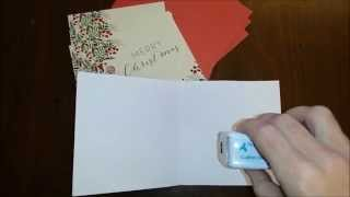 Life Hacks - Write your Christmas Cards in minutes