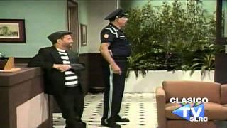 EL CHOMPIRAS (LOSCAQUITOS) - ALERGICOS A LAS GARDENIAS (1/3)