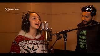 """تحميل اغاني صاحبة السعادة - كواليس تصوير فيديو كليب أغنية """" الله شاهد """" MP3"""