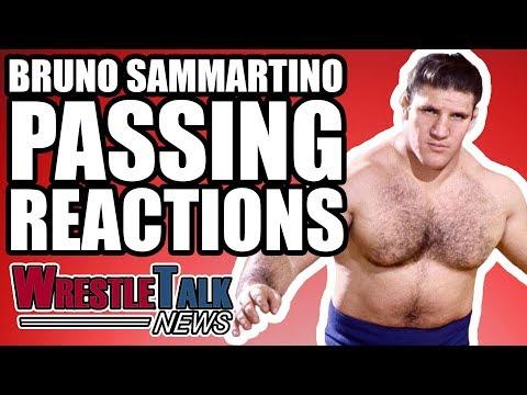 Bruno Sammartino Passes Away, Wrestling World Reacts | WrestleTalk News Apr. 2018