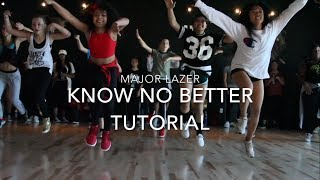Major Lazer | Know No Better | Dance Tutorial