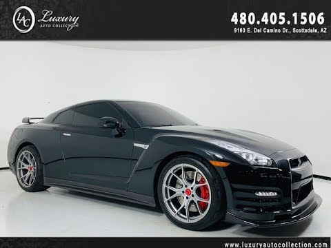 Pre-Owned 2015 Nissan GT-R Premium