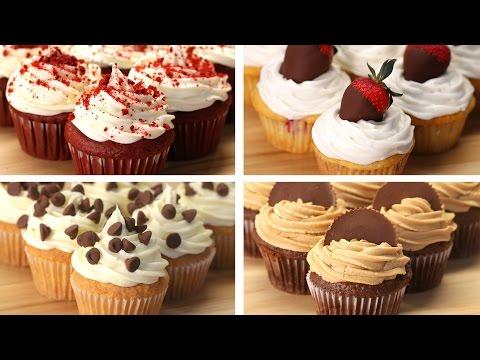 Cupcake Yapmanın 4 Yolu