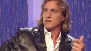 Parkinson: David Ginola Working For The Red Cross