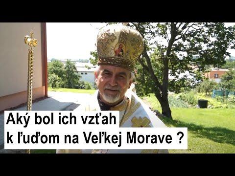 Príhovor vladyku Milana Chautura k sviatku sv. Cyrila a Metoda
