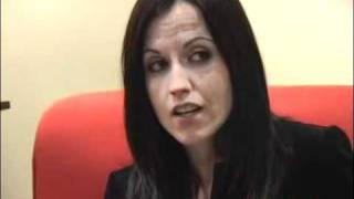 Dolores O'Riordan interview 2007 (part 3)