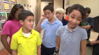 Palmetto Elementary School Morning News