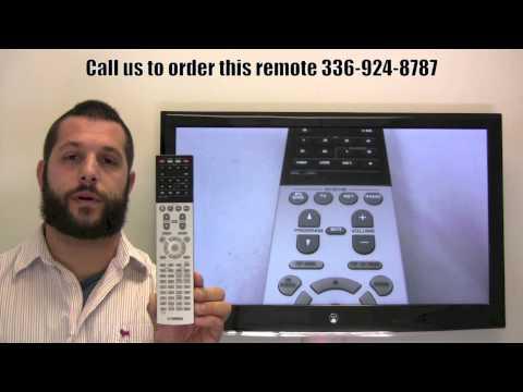 YAMAHA RAV472 Audio/Video Receiver Remote Control