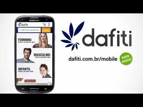 Vídeo do Dafiti - Moda Online