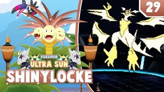 ULTRA NECROZMA!! Pokemon Ultra Sun and Moon ShinyLocke Let's Play w/ aDrive! Ep 29