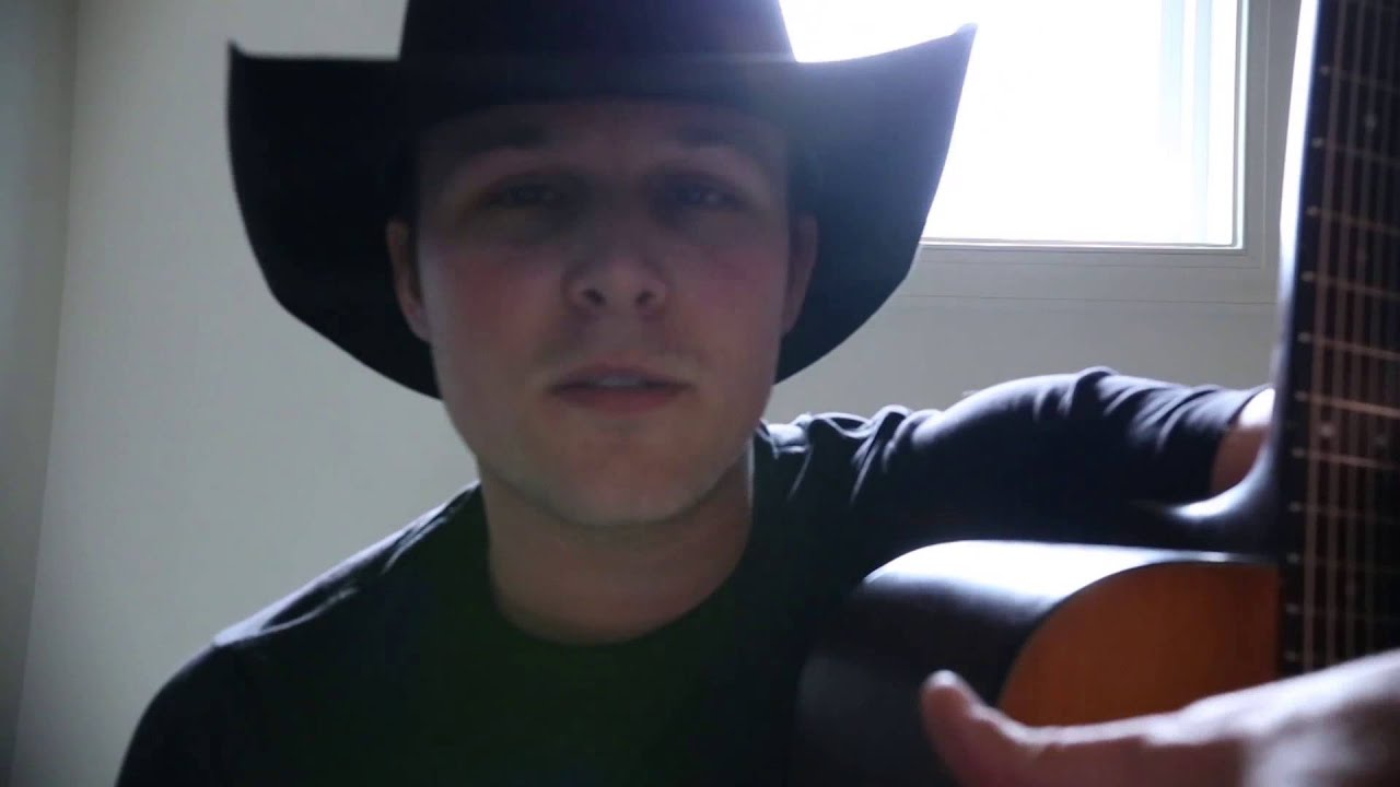 Aaron Parker: The Handsome Cowboy Swoons Us With Brooks & Dunn Mega Hit 1