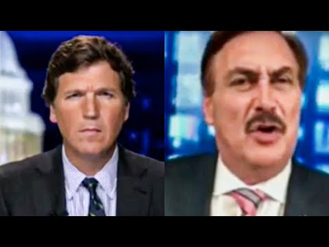 Mike Lindell Goes CRAZY On Fox News