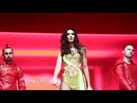 Big Love Show 2018 - ОЛЬГА БУЗОВА - Одна ночь - Под звуки поцелуев
