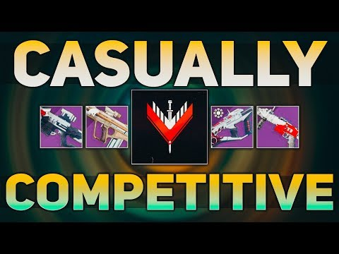 Competitive in Shadowkeep (Casually Competitive) | Destiny 2 Shadowkeep