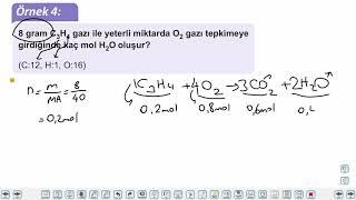 Eğitim Vadisi 10.Sınıf Kimya 7.Föy Kimyasal Hesaplamalar 1 Konu Anlatım Videoları