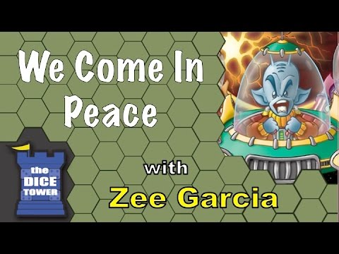 We Come In Peace Review - with Zee Garcia