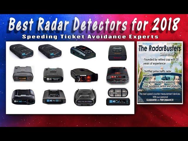 What's the Best Radar Detector for 2019? - RadarBusters Ranks Radar