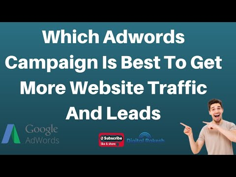 which google adwords campaign is best