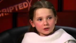 'Little Miss Sunshine'   Unscripted   Paul Dano, Abigail Breslin