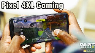 Google Pixel 4 & Google Pixel 4 XL Gaming - Call of Duty Mobile!