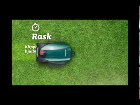 Robomow RS622 Robotklipper GSM - film på YouTube