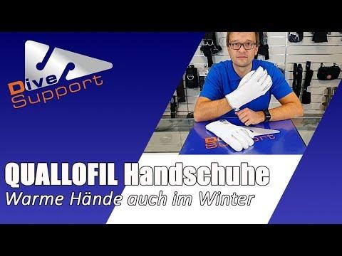 QUALLOFIL Unterziehhandschuhe – Warme Finger auch im Winter| DiveSupport