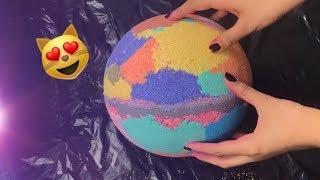 سويت اكبر باث بومب في العالم 😻 !! كيف طلع شكلها في الاخير ؟!😻
