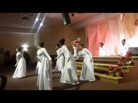 hope international praise dance christmas eve - Christmas Praise Dance