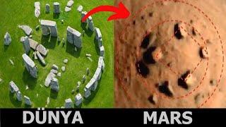 NASA'nın Mars'ta Bulduğu 8 Gizemli Şey